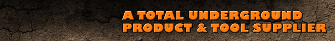 A Total Underground Product & Tooling Supplier